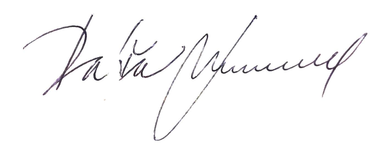 Rossy design podpis